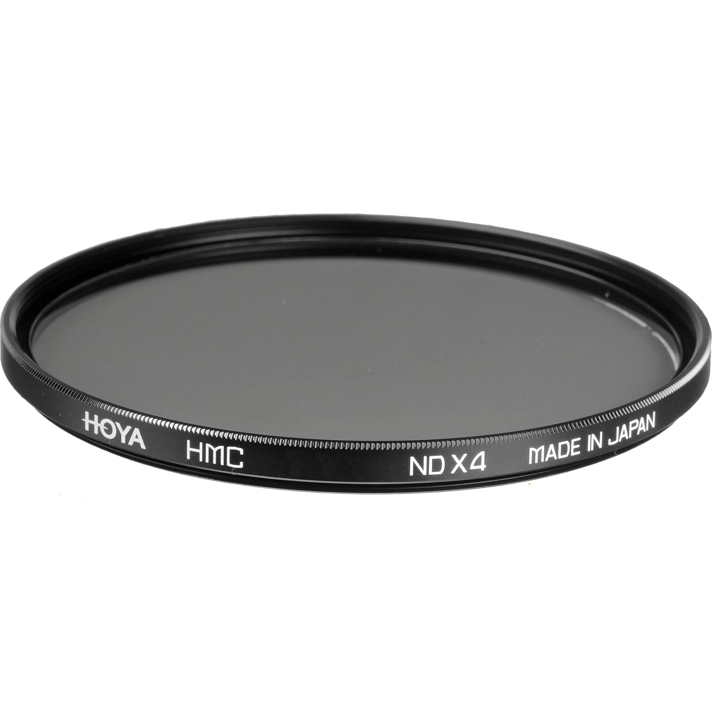 Hoya 62mm Neutral Density (NDX4) 0.6 Filter