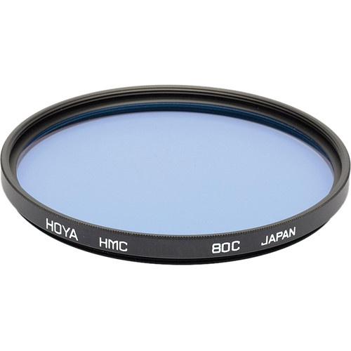 Hoya 82mm 80C Color Conversion (HMC) Multi-Coated Glass Filter