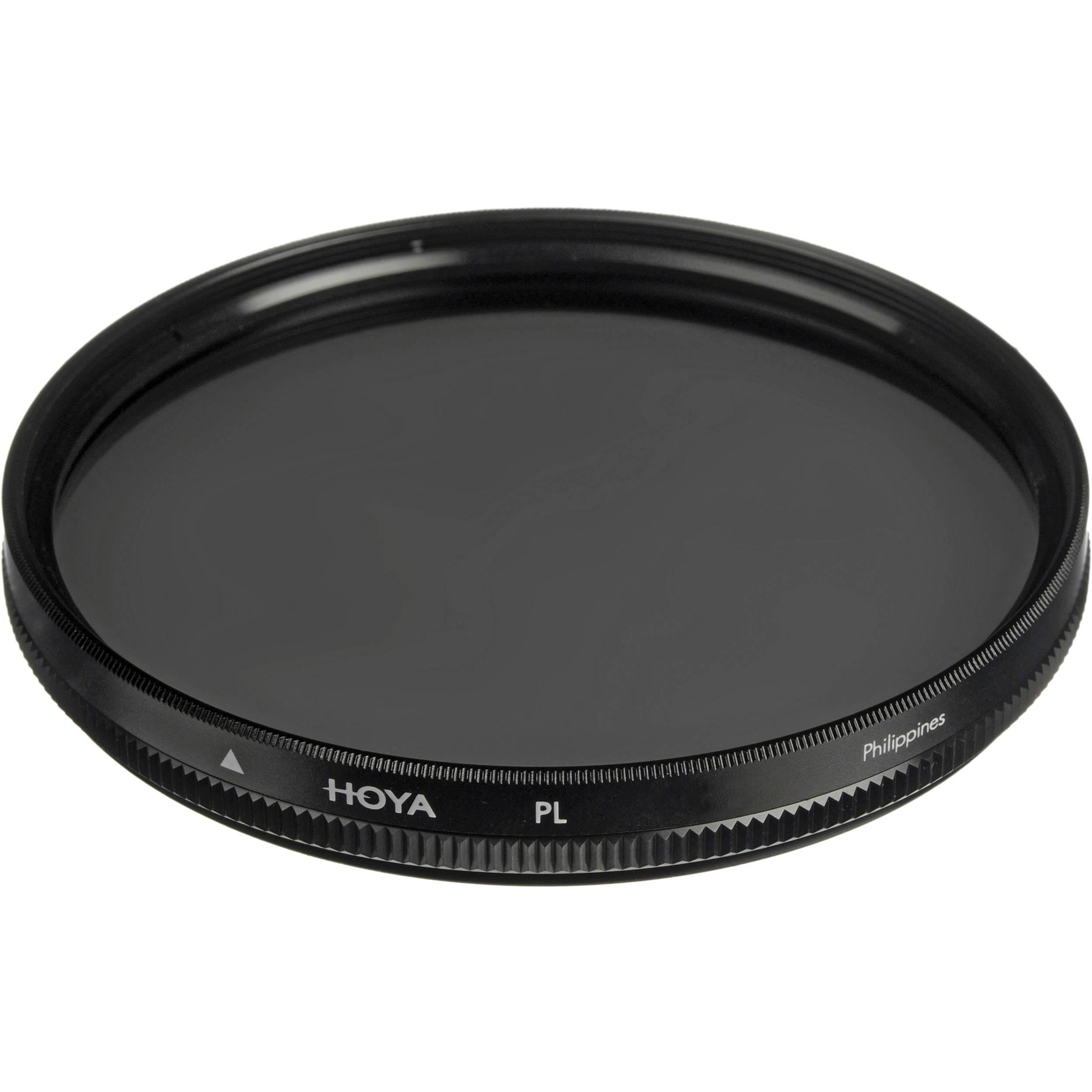 Hoya 62mm Linear Polarizer Glass Filter