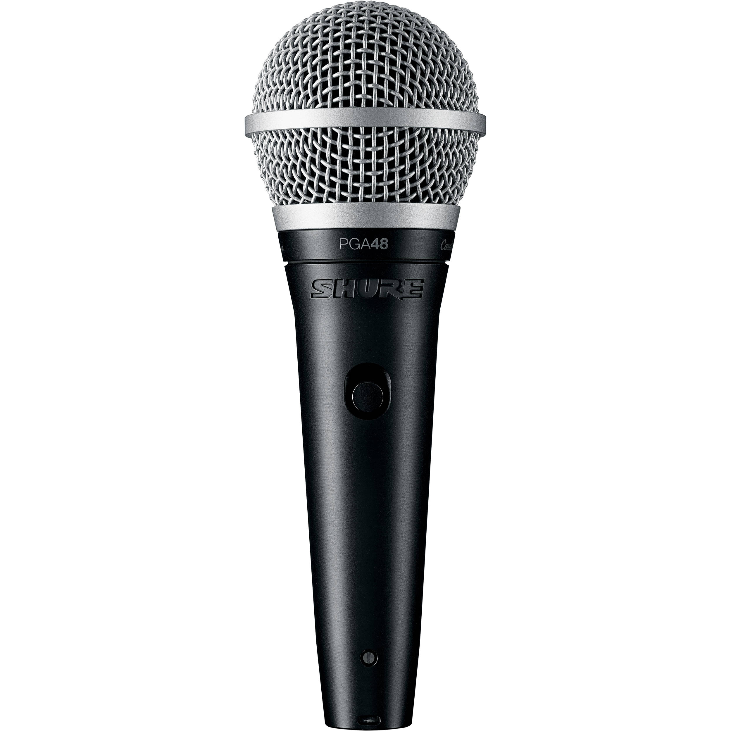 Shure PGA48 Dynamic Vocal Microphone (XLR Cable)