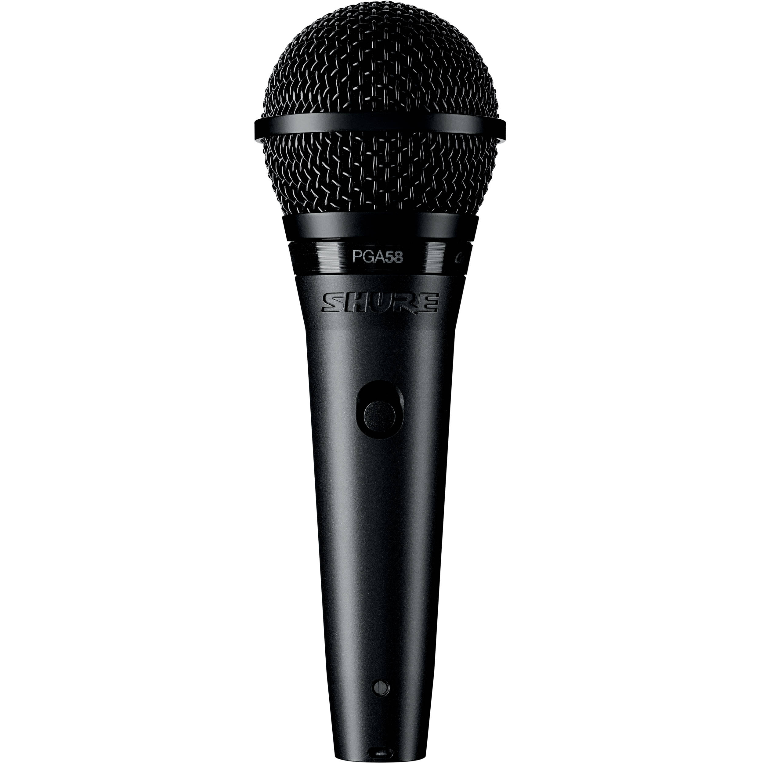 Shure PGA58 Dynamic Vocal Microphone (XLR Cable)