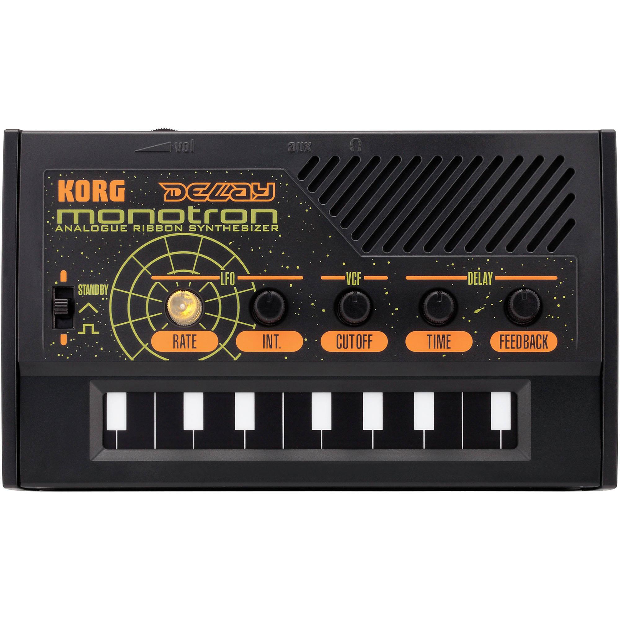 Korg Monotron Delay Synthesizer