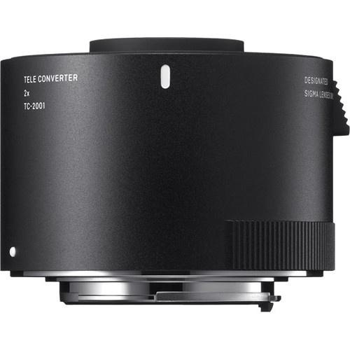 Sigma TC-2001 2.0x Teleconverter for Canon EF