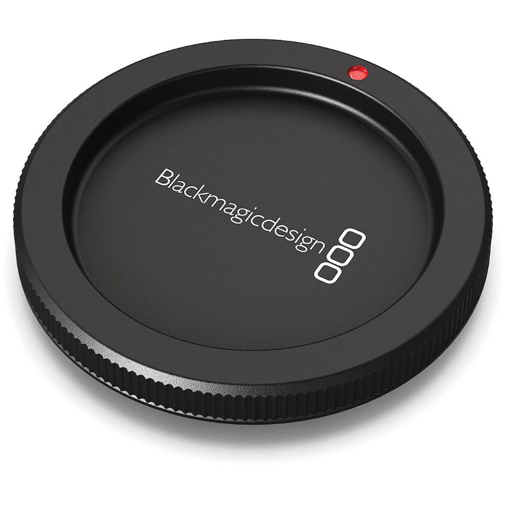 Blackmagic Design Replacement Body Cap MFT Mount