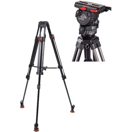 Sachtler 0775 FSB-8 Tripod System with Speed Lock 75 Tripod