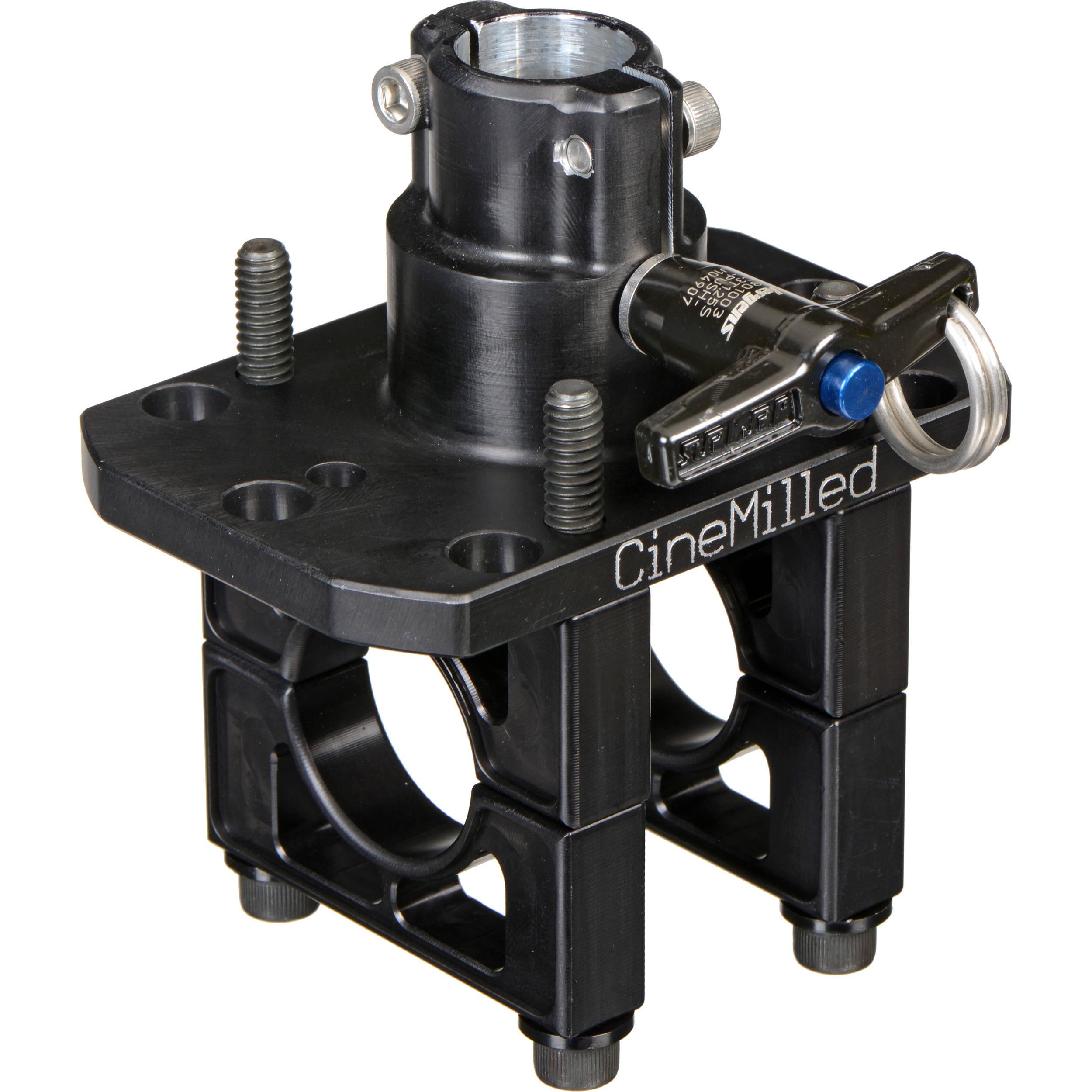 CineMilled DJI Ronin Stabilizer Armpost Adaptor (19mm)