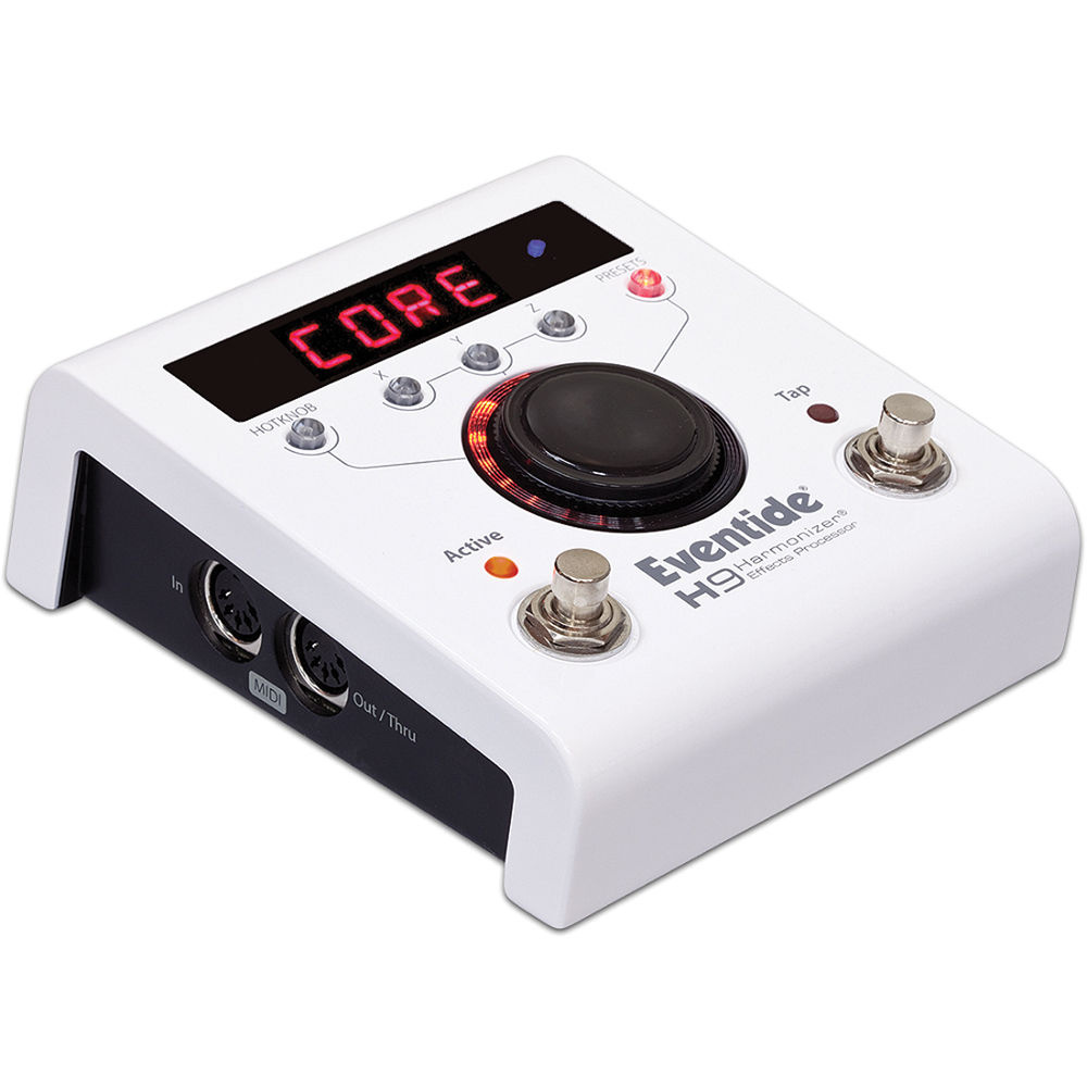 Eventide H9 Core Harmonizer Effects Pedal with Bluetooth Control