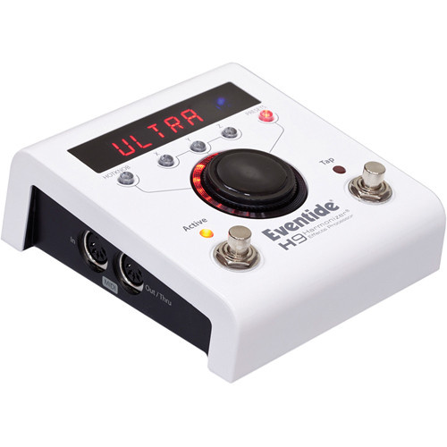 Eventide H9 Harmonizer Effects Pedal with Bluetooth Control