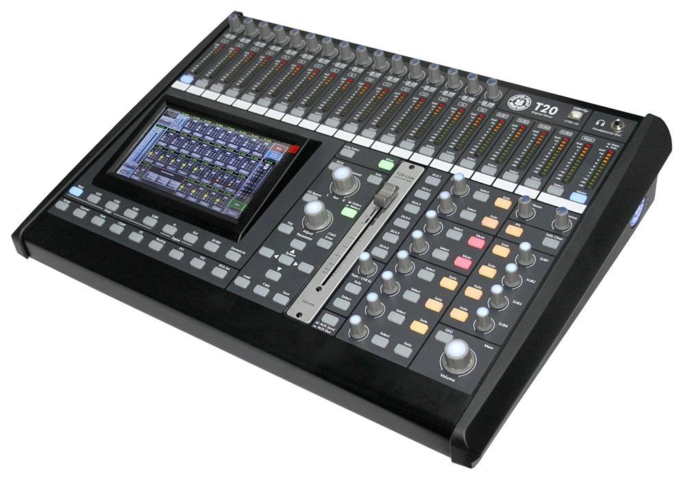 Topp Pro T20 Digital Mixer