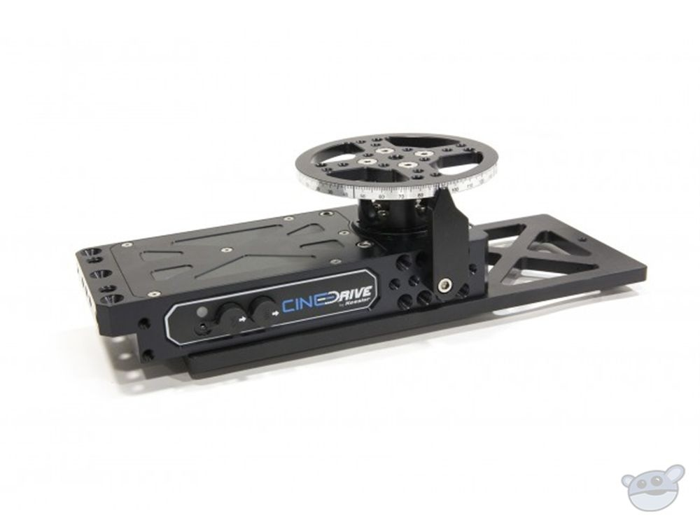 Kessler Crane CineDrive Turntable Kit (50:1 Pan Motor)