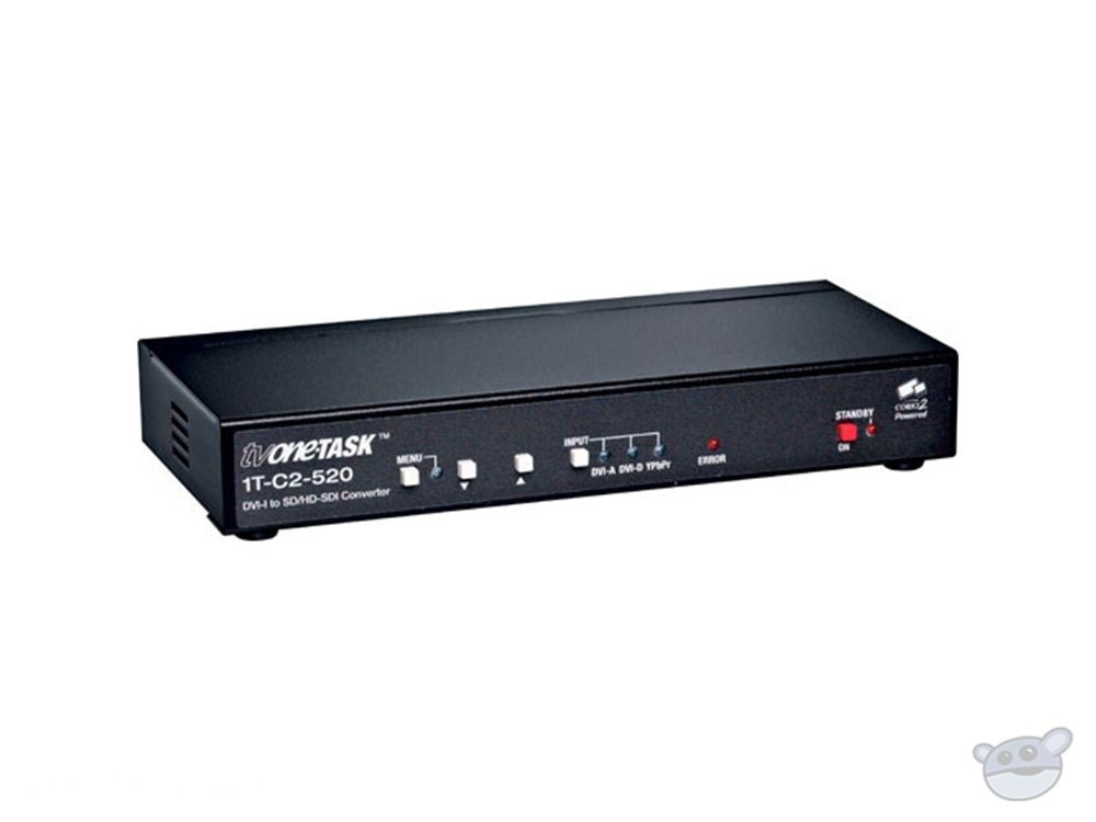 One Task 1T-C2-520 DVI-I to SD/HD-SDI Converter