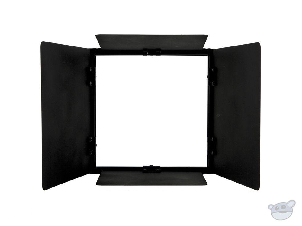 Litepanels 4-Way Barndoors for 1x1 LED Lights