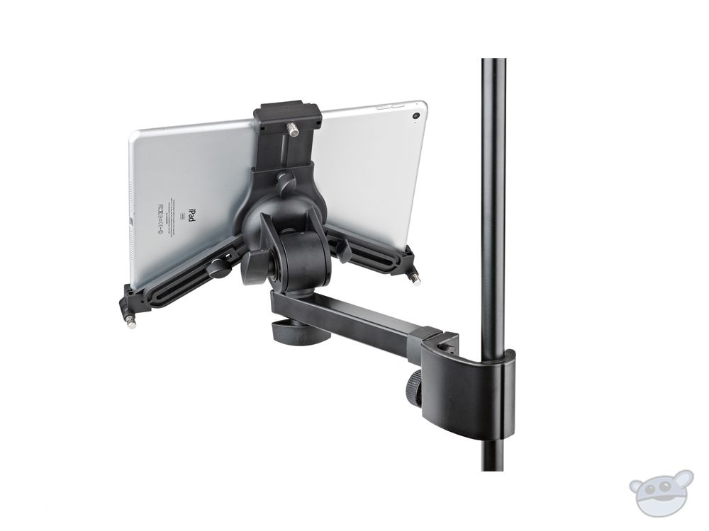 K&M 19791 Tablet PC holder - black