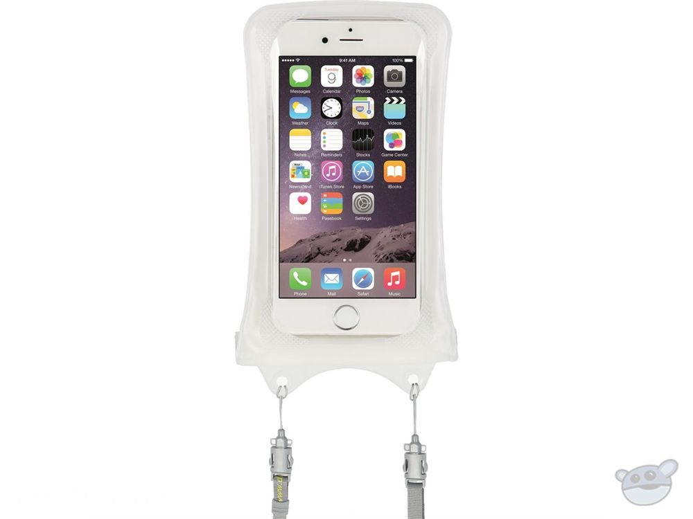 DiCAPac WPI10 Waterproof Case for iPhone (White)