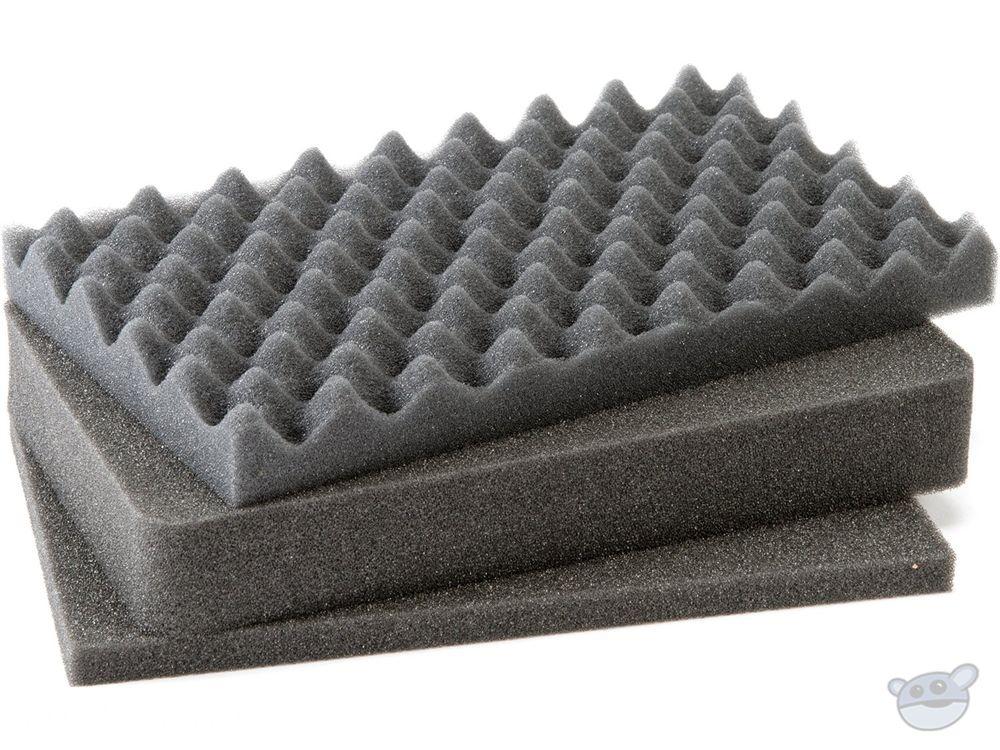 Pelican 1071 3-Piece Foam Set for 1075 Case