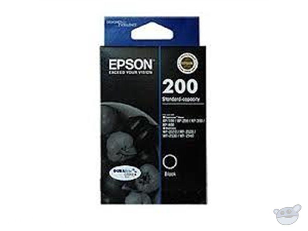 Epson 200 DURABrite Ultra Black Ink Cartridge (C13T200192)