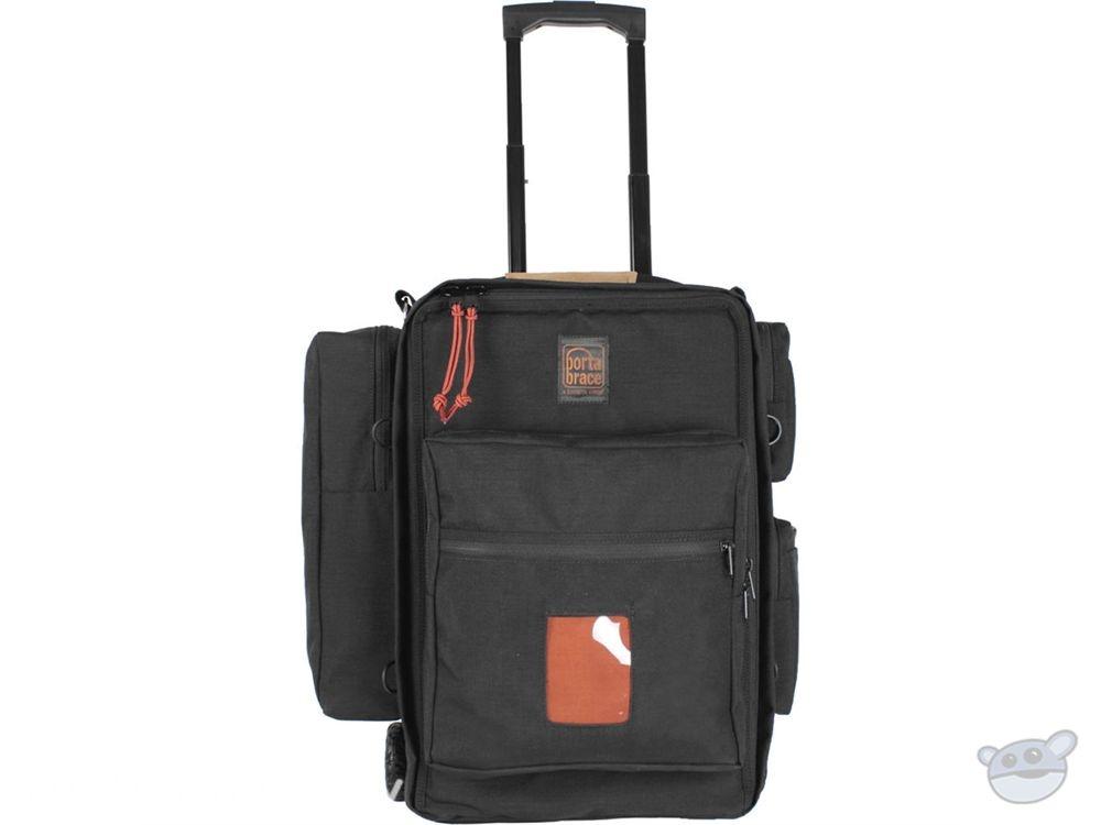 Porta Brace Backpack with Wheels for Sony PXW-FS5 Camera