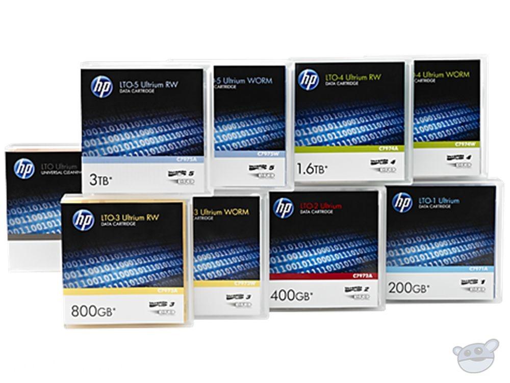 HP LTO-5 Ultrium 3TB RW Data Cartridge (C7975A)