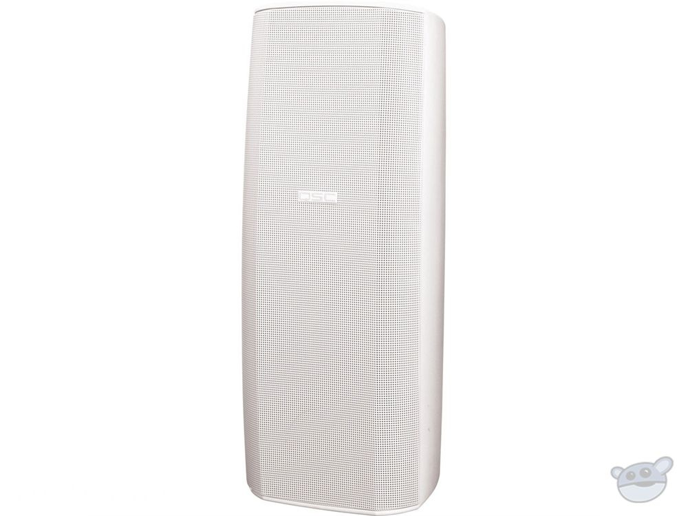 "QSC ADS282HT 8"" 2-Way Loudspeaker (White)"