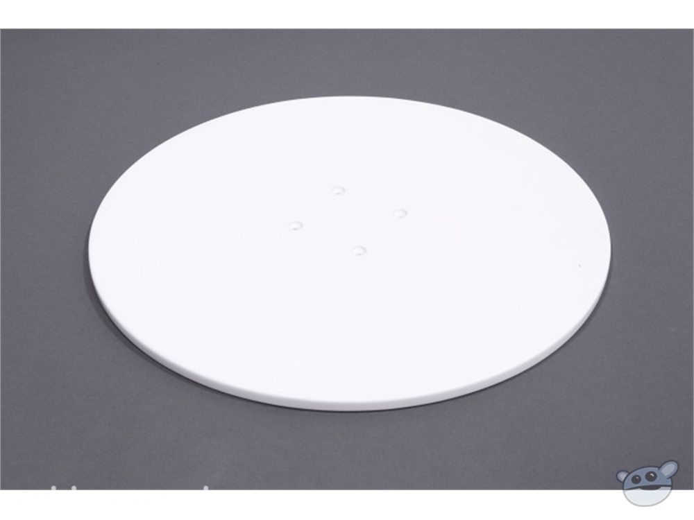 "Kessler CineDrive Turntable Top Surface - (24"") White Corian"