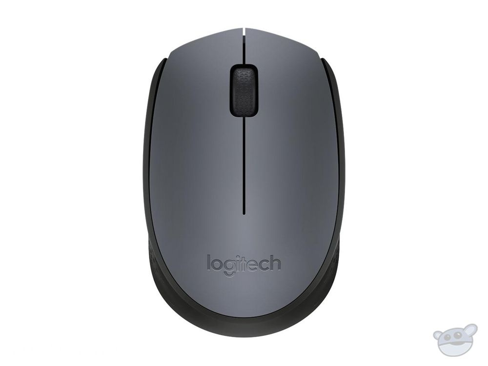 Logitech Wireless Mouse M171 (Grey/Black)