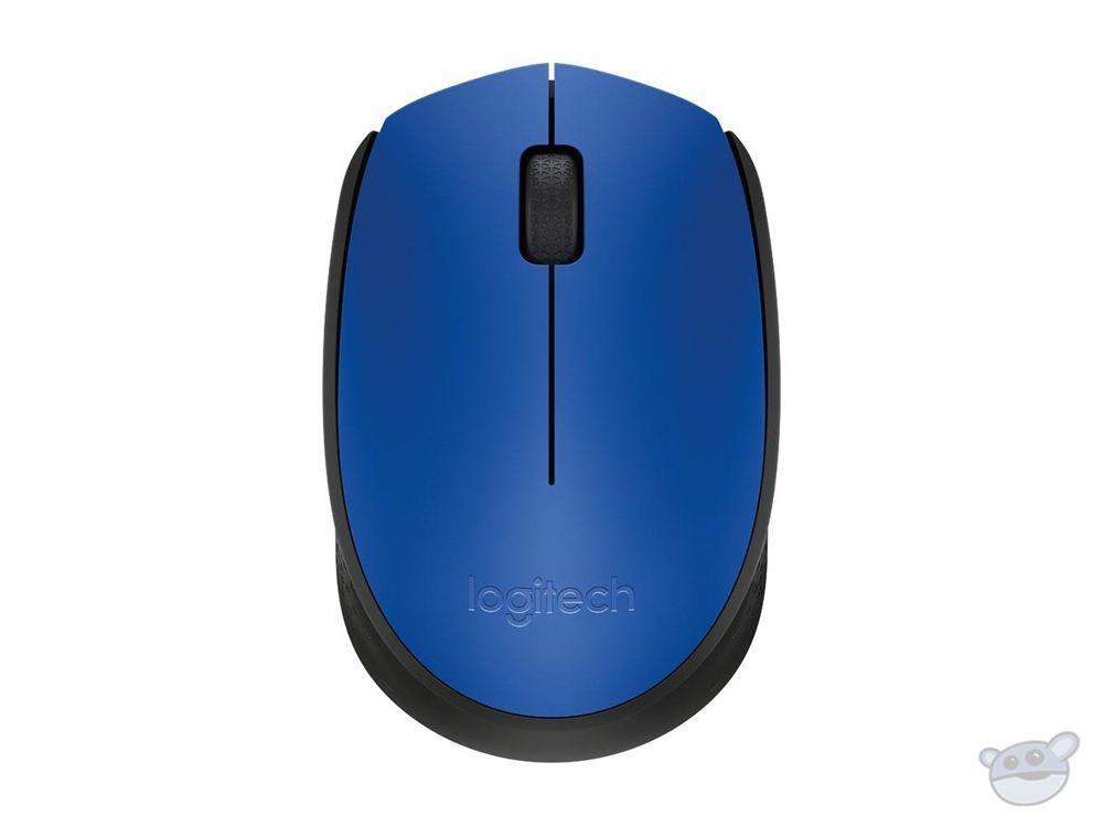 Logitech Wireless Mouse M171 (Blue)