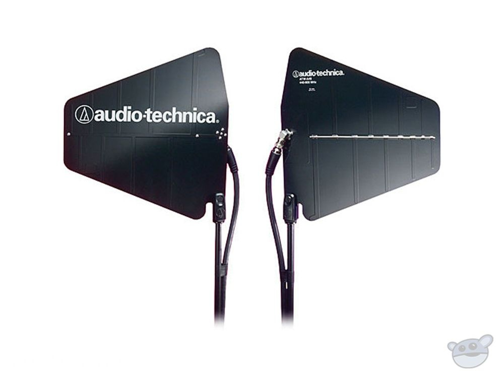 Audio Technica ATWA49 UHF LPDA Antennas (Pair)