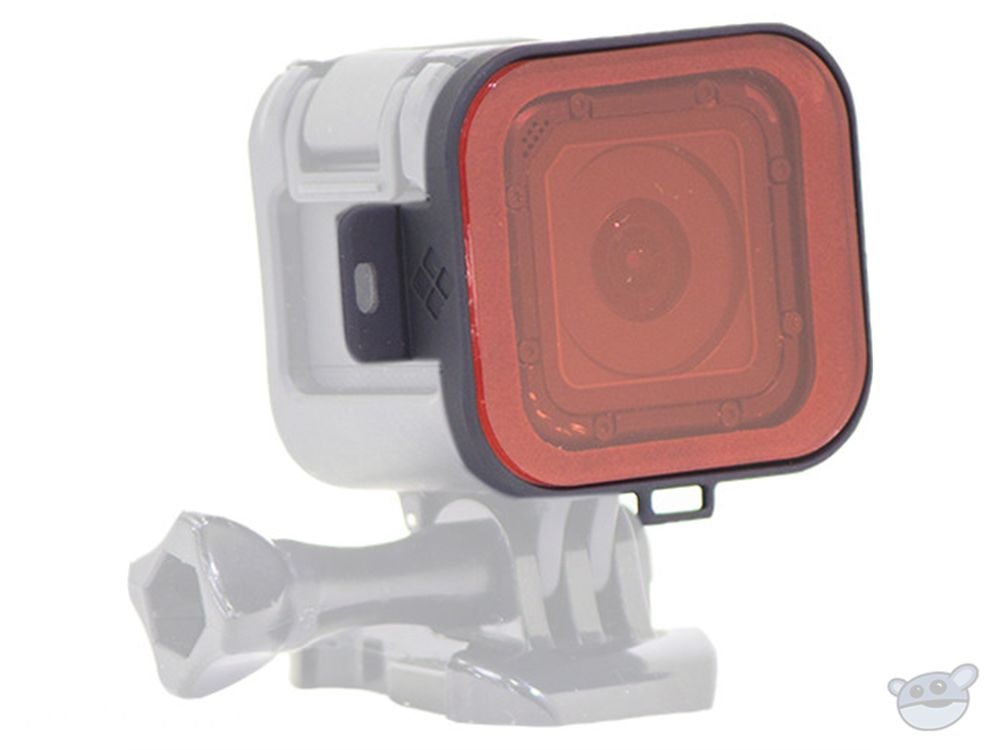 Polar Pro Red Snorkel Filter for GoPro HERO4 Session