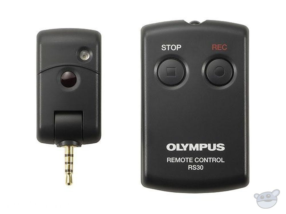Olympus RS-30W Remote Control for LS-10 / LS-11 / LS-100