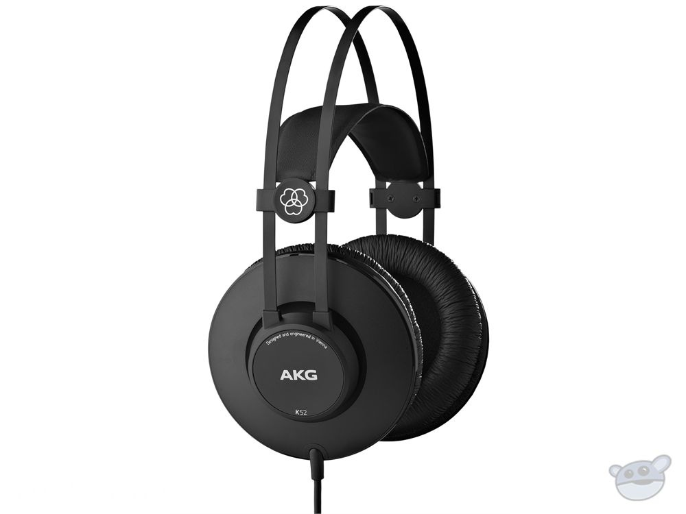 AKG K52 Pro Closed Back Heaphones