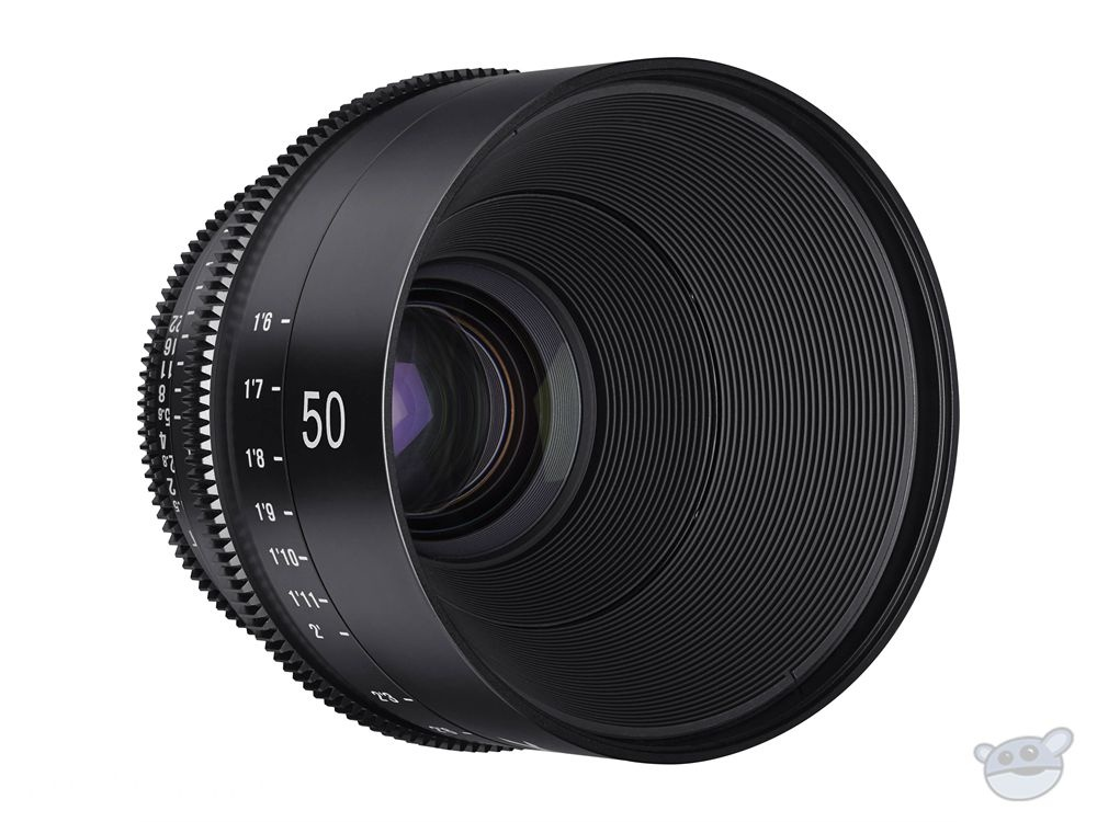 Samyang Xeen 50mm T1.5 Lens for Canon EF Mount