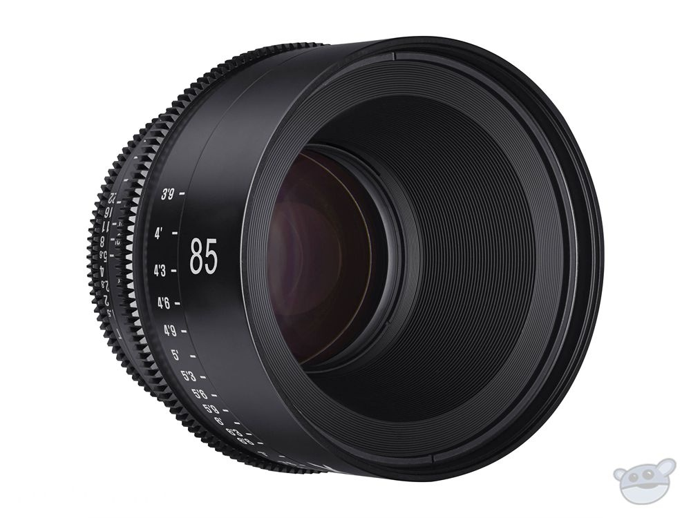 Samyang Xeen 85mm T1.5 Lens for PL Mount