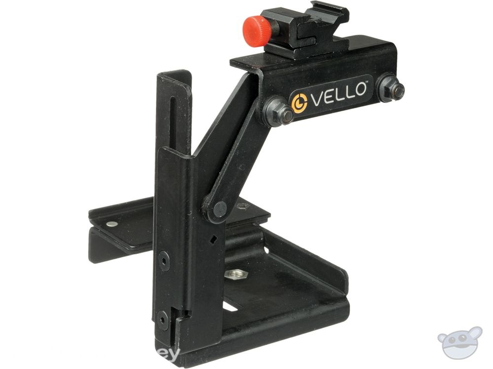Vello Quickshot Rotating Flash Bracket