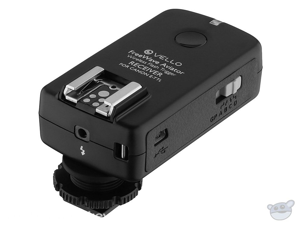 Vello FreeWave Aviator Wireless Flash Trigger Receiver for Canon