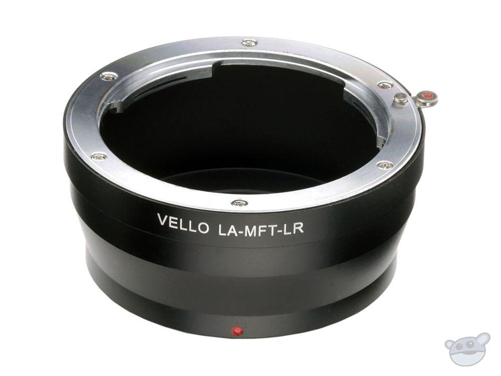 Vello Leica R Lens to Micro Four Thirds Camera Adapter