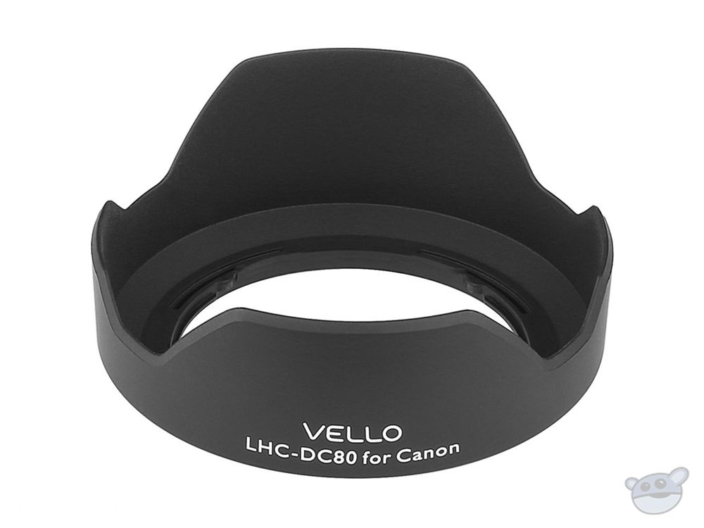 Vello LH-DC80 Dedicated Lens Hood