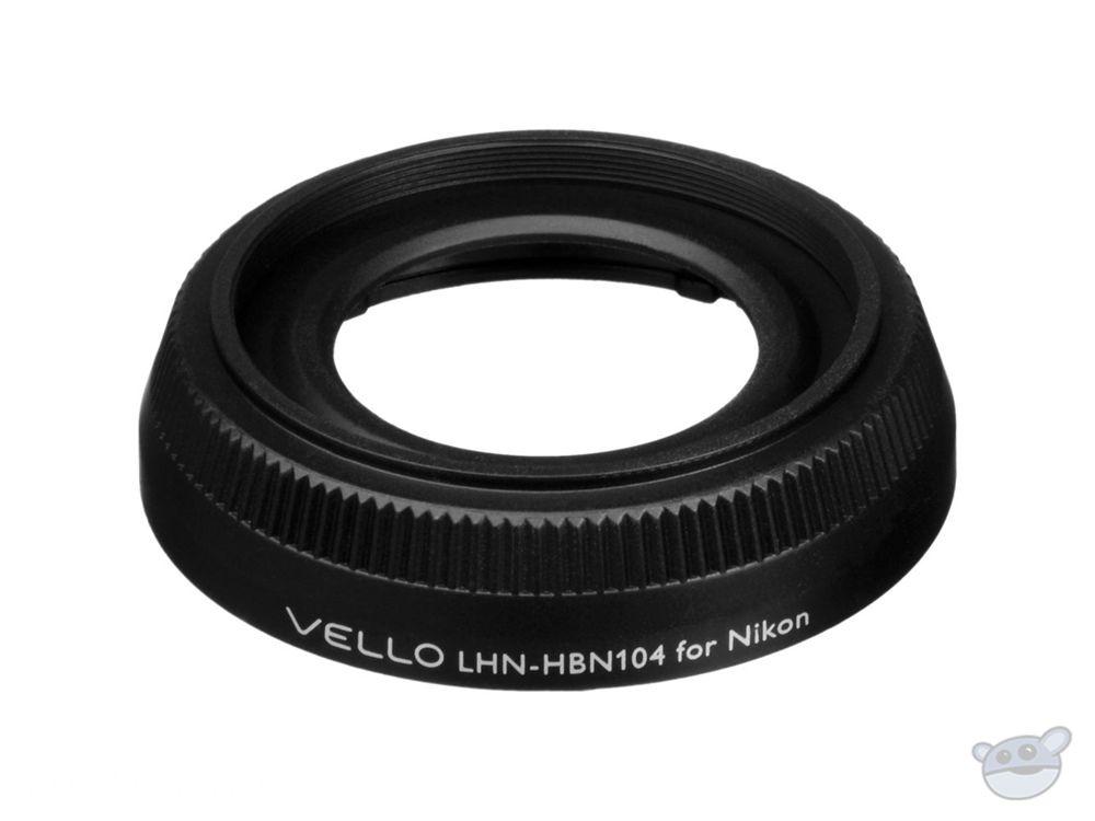 Vello HB-N104 Dedicated Lens Hood (40.5mm Screw-On)