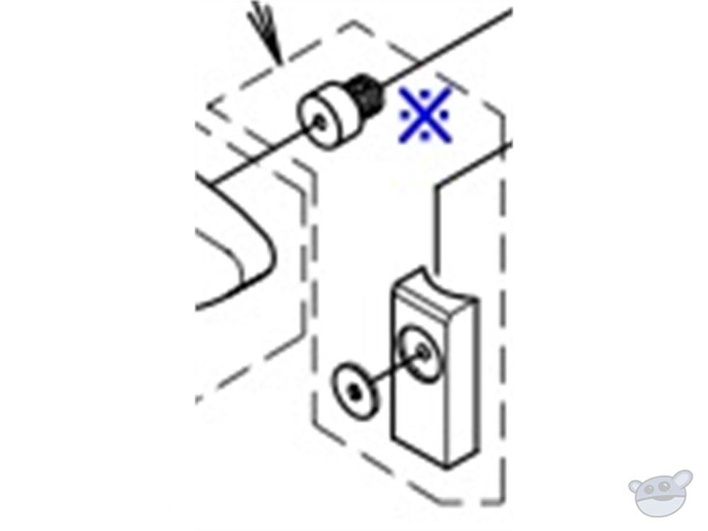 Libec RT30B-7 Lower Lock Bolt