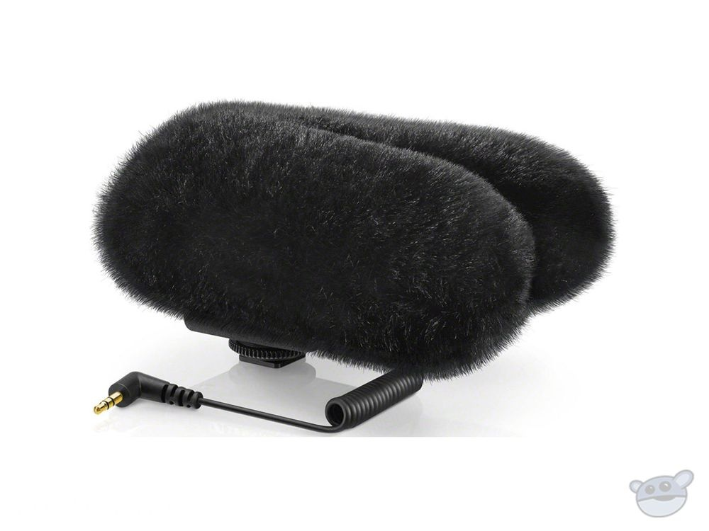 Sennheiser Fur Windshield for MKE 440 Stereo Shotgun Microphone