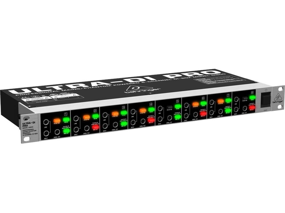 Behringer Ultra DI Pro DI800 V2