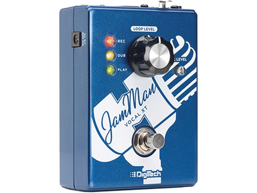DigiTech JamMan XT Vocal Looper