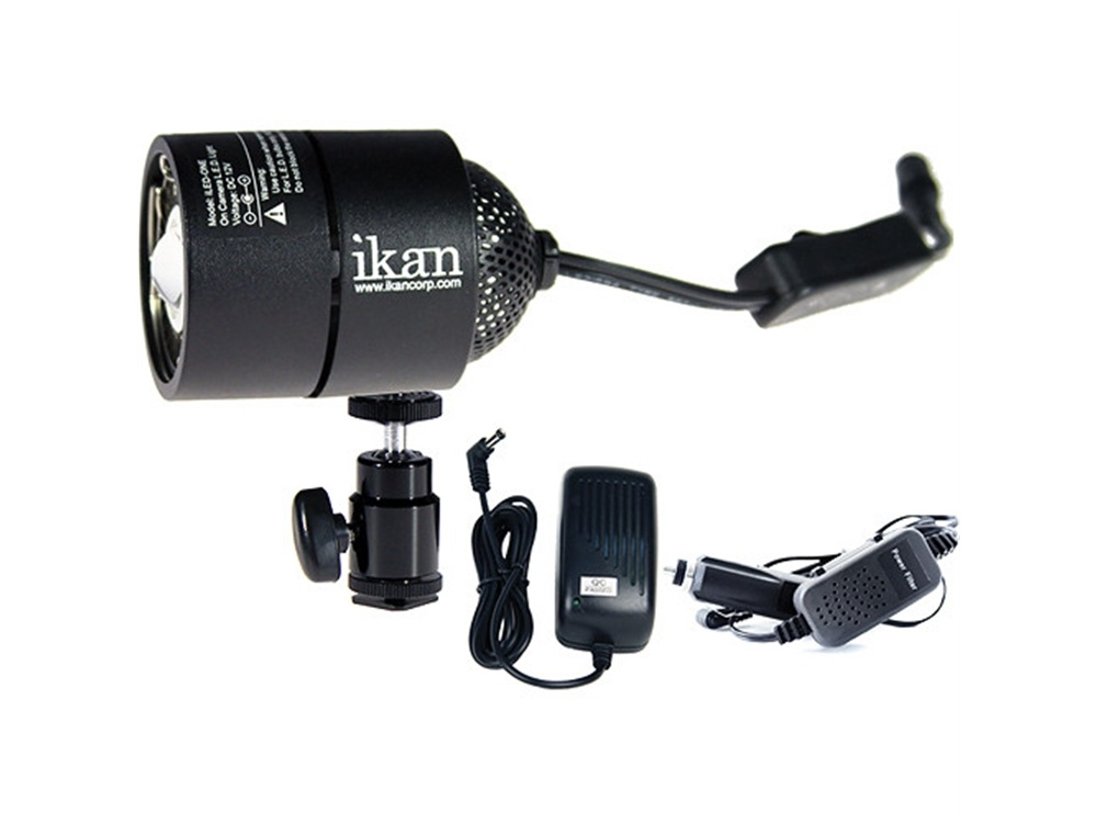 Ikan iLED ONE Light Deluxe Kit (Canon)