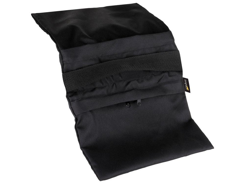 Impact Empty Saddle Sandbag - 8kg (Black)