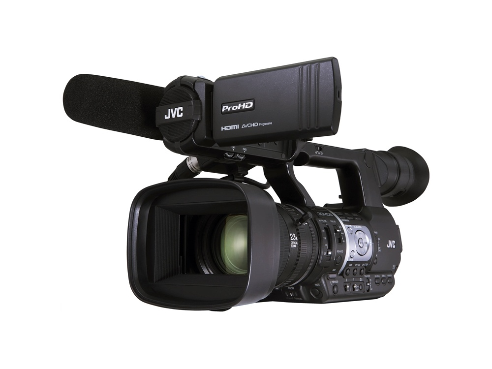 JVC GY-HM620E ProHD Mobile News Camera