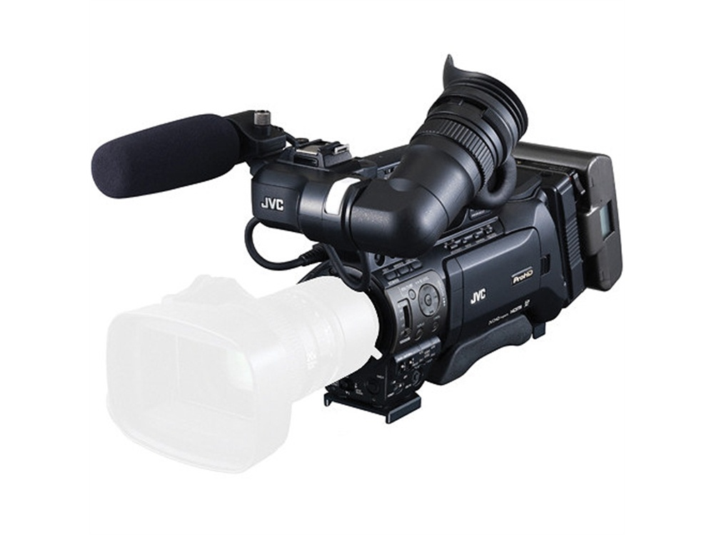 JVC GY-HM890CHE ProHD Compact Shoulder Mount Camera