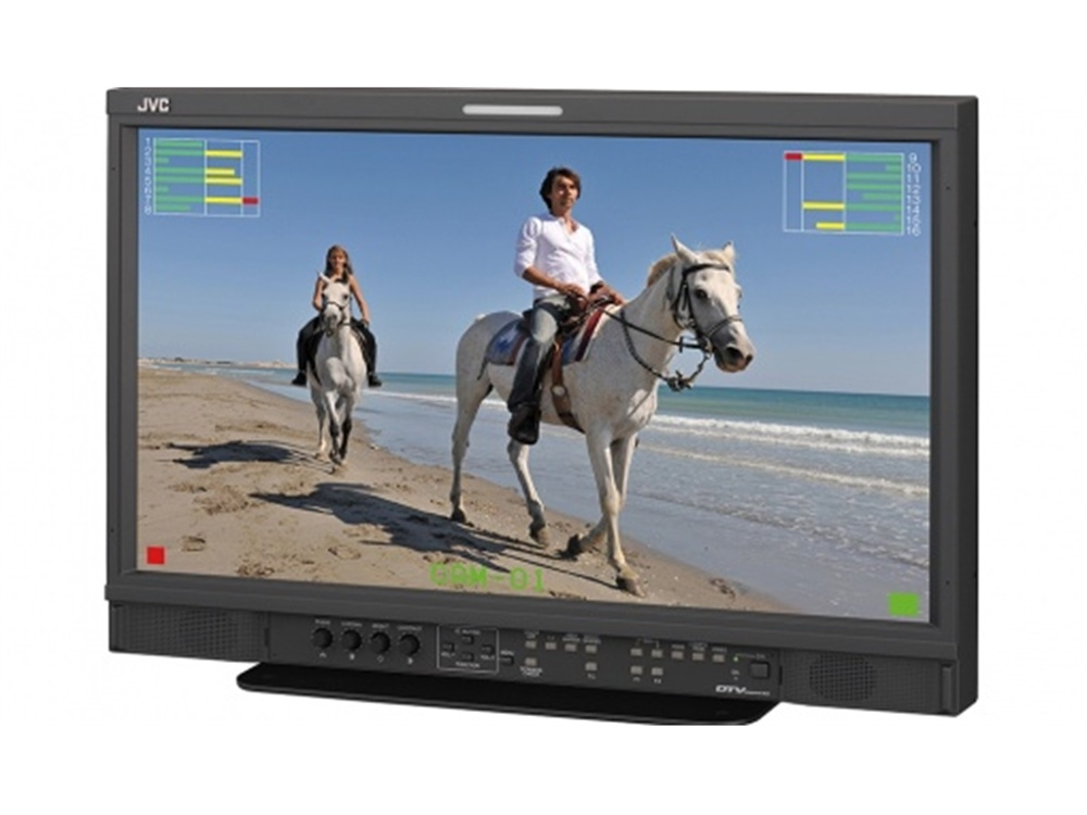 JVC DT-E21L4E Full HD 21 inch Studio LCD Monitor