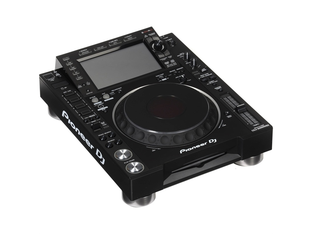 Pioneer CDJ-2000NXS2 High-Resolution Pro-DJ Multi-Player