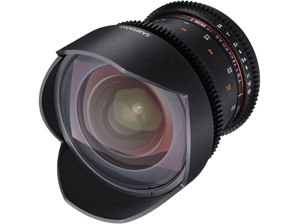 Samyang 14mm T3.1 VDSLRII Cine Lens for Sony E-Mount