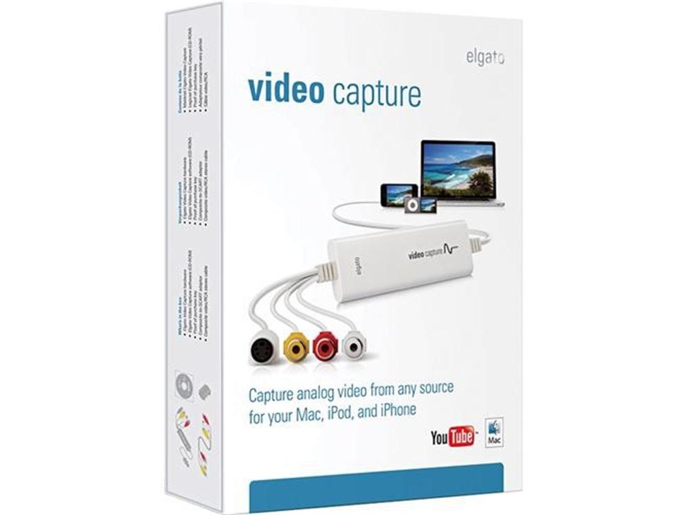 Elgato Systems USB Analog Video Capture Device