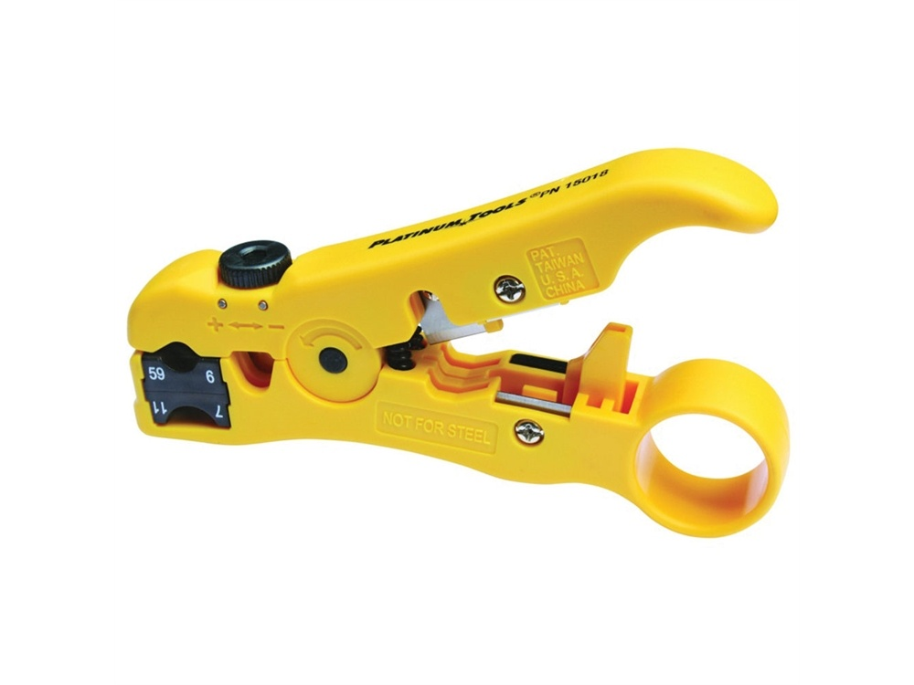 Platinum Tools 15018C All-In-One Stripping Tool (Clamshell)